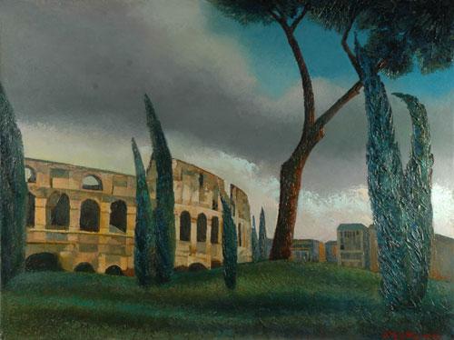 Roma, The Coliseum